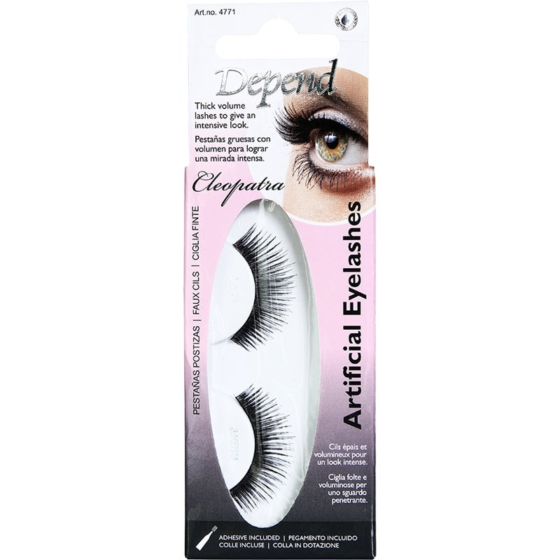 Depend Artificial Eyelashes