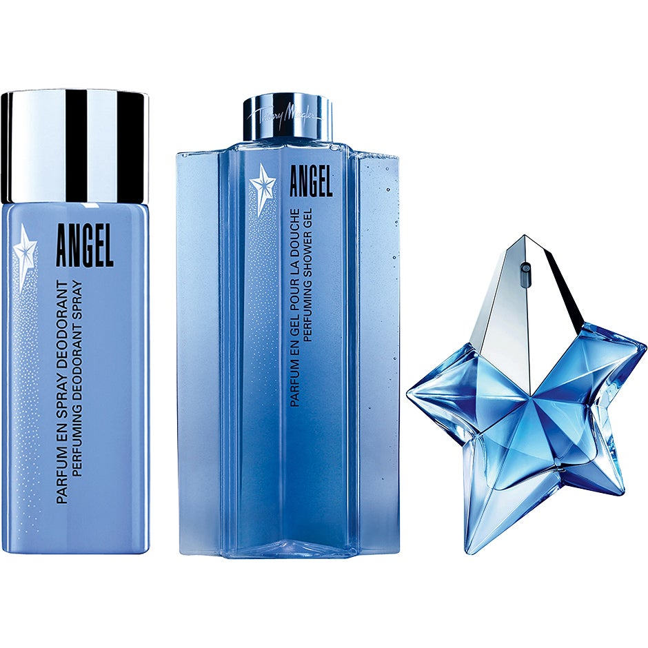 Angel Trio 50ml Mugler Naisten