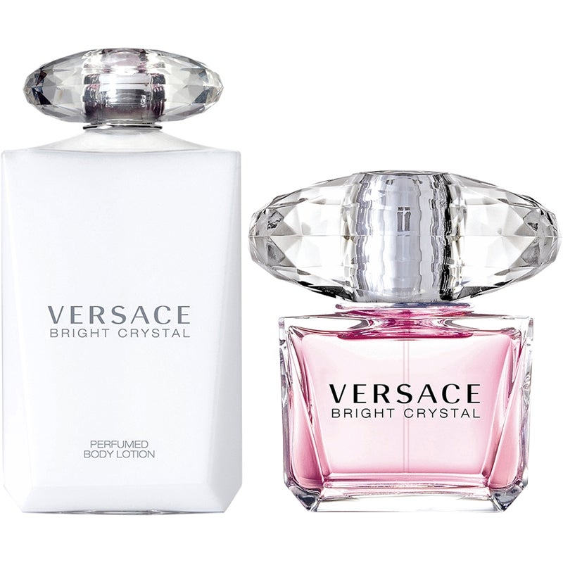 Versace Bright Crystal Duo