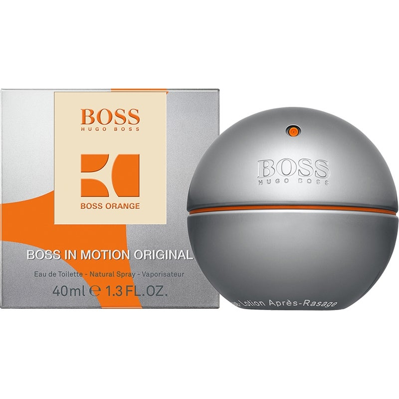 Boss In Motion EdT